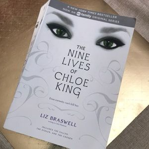 Nine lives of chloe king, and the skin I'm in